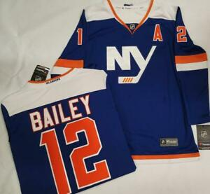 1621 WOMENS Fanatics New York Islanders JOSH BAILEY Sewn Hockey JERSEY New
