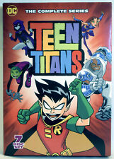 Teen Titans The Complete Series (Dvd, 7 Discs, Good Cond.)