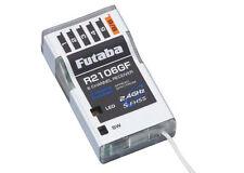 Futaba R2106GF 6CH 2.4GHz S-FHSS Micro Receiver 4PL