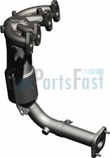 FI6007 Exhaust FIAT PUNTO 1.2i 8v (188A4 engine) 7/99- (maniverter)