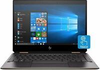 "2019 HP Spectre x360 13-AP0038NR Laptop 13"" Touch Screen i7-8565U 16GB 512GB SSD"