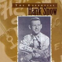 HANK SNOW the essential (CD, album, compilation) country, best of, greatest hits