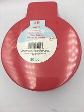 Creatology Craft Foam Shapes 30 Pcs Pink Red School Supplies