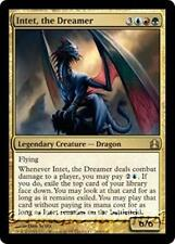 INTET, THE DREAMER Commander 2011 MTG Gold Creature — Dragon RARE
