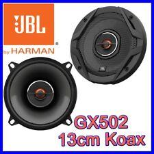 JBL GX502 130mm LAUTSPRECHER BOXEN SET SYSTEM 2-Wege 13cm Koaxe AUTO PKW PAAR