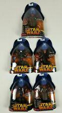 Star Wars Hasbro Revenge of the Sith Action Figures Lot of 5 Senator Medic Driod