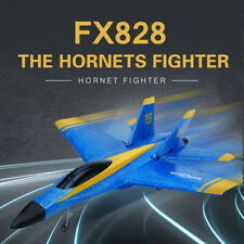 F-18 RC Remote Control Helicopter Plane Glider Airplane Foam 3.5CH Toys