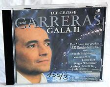 CD Die große José CARRERAS Gala II - 1996