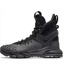 Men's NikeLab Nike Zoom Tallac Flyknit ACG Boots  865947 001 Black Sz 11