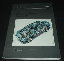 Werkstatthandbuch Mercedes Benz W 203 C-Klasse Einführungsschrift Stand 02/2000