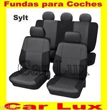 FUNDAS para COCHES  con y sin AIRBAGS laterales FUNDAS ASIENTOS HYUNDAI - SYLT