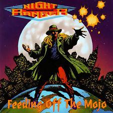 "NIGHT RANGER  ""Feeding off the Mojo"" (1995) * NEW Factory Sealed CD *Nightranger"