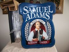 SAM ADAMS wall mount pub light NEW IN BOX