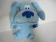 "6"" BLUE CLUES Dog Plush Stuffed Animal"