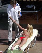 Britney Spears 8X10 Celebrity Photo Picture Pic Hot Sexy Bikini Candid 157
