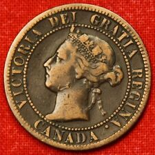 1899 CANADA LARGE CENT PENNY GREAT COLLECTOR COIN GIFT CALC31