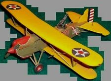 A-3 Falcon Curtiss A3 Airplane Wood Model Free Ship New