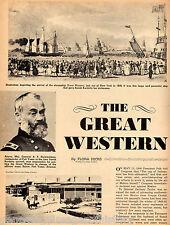 "Mexican War Hero ""The Great Western"" - Tenn. Genealogy"
