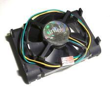 Intel socket 478 CPU cooling fan A80856-003 A80856-002 F08G-12B2S1 3-pin TESTED