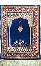 Very fine Turkish Hereke rug %100 Silk 2x3 441 Kpsi