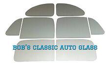 1940 Pontiac Series 25 Sport / Business Coupe New Flat Glass Kit Classic Windows