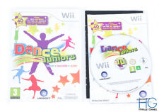 Dance Juniors-Nintendo Wii Game & Case PAL