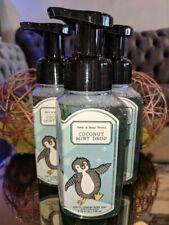 3 Bath & Body Works COCONUT MINT DROP Gentle Foaming Hand Soap 8.75 oz