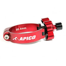 APICO FACTORY FRONT HOLESHOT LAUNCH CONTROL DEVICE - HONDA CRF450 04-18 RED