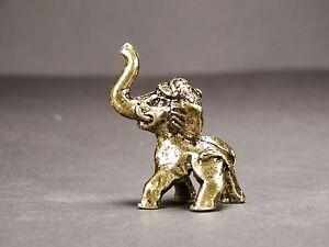 Lucky Elephant Ornament Figure Home Decor Gift