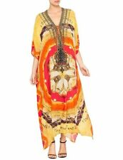 Kaftan Dry-clean Only 100% Silk Dresses for Women