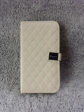 Xuenair A Samsung S3 Leder Tasche Hülle beige i9300 smart case flip cover