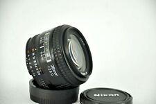 Nikon 28mm f/2.8 AF D wide angle prime lens made in Japan uk seller