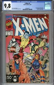 X-Men #1 CGC 9.8 NM/MT 1st Appearance of the Acolytes WHITE PAGES