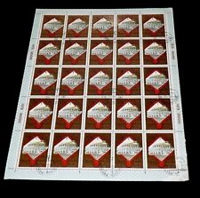 RUSSIA, 1979, MOSCOW OLYMPICS, TOURISM, SHEET/25, CTO, LOT #4, NICE!! LQQK!!