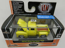 1956 56 FORD PICKUP TRUCK CHIP F 100 F100 YELLOW WALMART OVERLORD FOOSE 14-48 M2