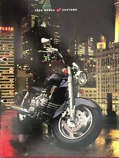 Honda Customs USA 1998 Brochure Prospekt Prospect US