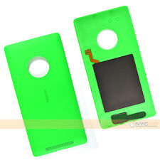 New Rear Back Housing Battery Cover With Qi For Nokia Lumia 830 N830 Green