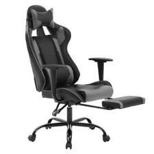 High-Back Office Chair Ergonomic PC Gaming Chair Cheap Desk Chair Executive PU L