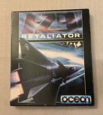 F-29 Retaliator for Amiga - magazine cover boxed Ocean release - good condition