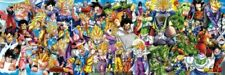950 Piece Jigsaw Puzzle Dragonballz Chronicles II  (34x102cm)  from Japan New
