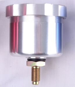 Brake Fluid Reservoir Girling Universal Aluminium Alloy Clutch Master Cylinder