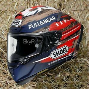 Moto GP New Full Face Motorcycle DOT Helmet X14 93 Marquez Anti-fog visor Helmet
