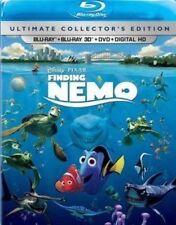 Finding Nemo 3d - Blu-ray Region 1
