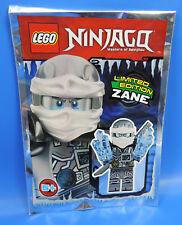 LEGO ® Ninjago personaggio 891731 Limited Edition/Zane con 2 scomparto ghiaccio Power POLYBAG