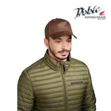 2020 Genuine Honda Merchandise New Honda Wing Oiled Cotton Baseball Peak Cap Hat