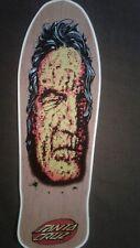 "Santa Cruz replica Skateboard Deck Shaped Sticker over 7"""