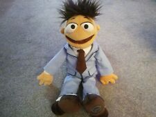 DISNEY STORE THE MUPPETS MUPPET LARGE WALTER PLUSH SOFT TOY