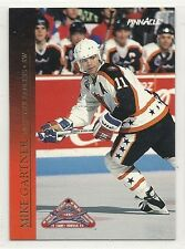 1993-94 Pinnacle Hockey - All Star Game - #8 - Mike Gartner - Rangers