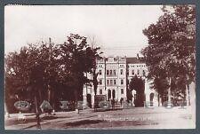 ROMANIA IAŞI 05 JASSY România REAL PHOTO Cartolina Postcard viaggiata 1929