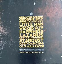 Jack Lukeman ~ Open Your Borders Deluxe Edition